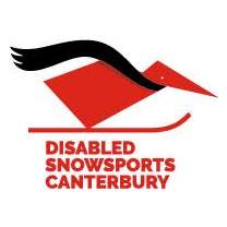 Disabled Snowsports Canterbury logo