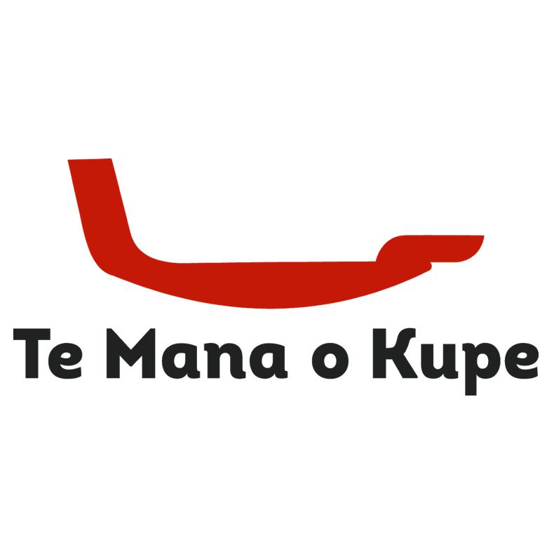Te Mana o Kupe logo