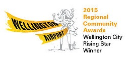 Wellington Airport 2015 Regional Community Awards Wellington City Rising Star Winner