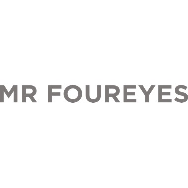 Mr Foureyes logo