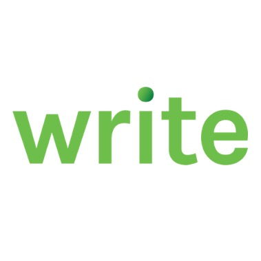 Write logo