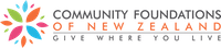 Community Foundations of NZ logo